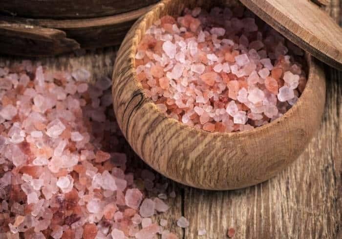 بگ های انرژیکی شفابخش عطر و اسانس طبیعی نمک